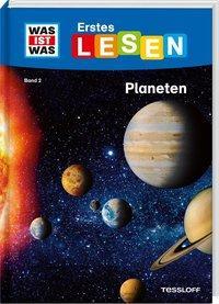 Cover von WAS IST WAS Erstes Lesen, Band 2: Planeten
