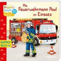 Cover von Mit Feuerwehrmann Paul im Einsatz
