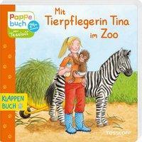 Cover von Mit Tierpflegerin Tina im Zoo