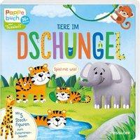 Cover von Tiere im Dschungel