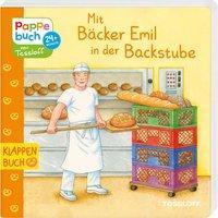 Cover von Mit Bäcker Emil in der Backstube