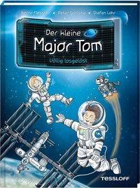Cover von Der kleine Major Tom, Band 1: Völlig losgelöst