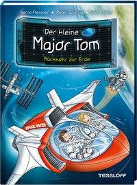 Cover von Der kleine Major Tom, Band 2: Rückkehr zur Erde