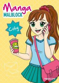 Cover von Manga-Malblock City