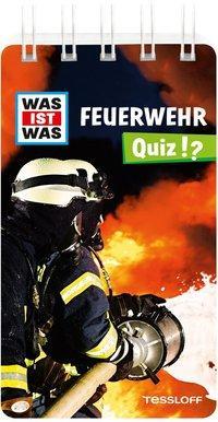 Cover von WAS IST WAS Quiz Feuerwehr