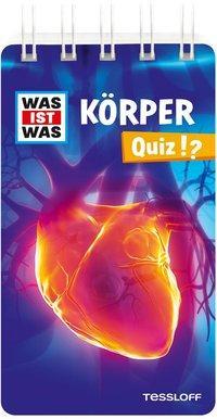Cover von WAS IST WAS Quiz Körper