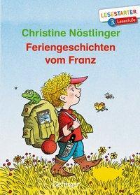 Cover von Feriengeschichten vom Franz