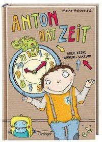 Cover von Anton hat Zeit