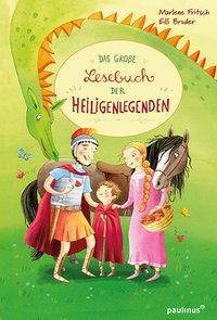 Cover von Das große Buch der Heiligenlegenden