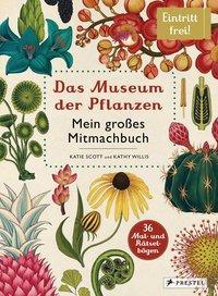Cover von Das Museum der Pflanzen. Mein Mitmachbuch