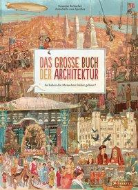 Cover von Das große Buch der Architektur
