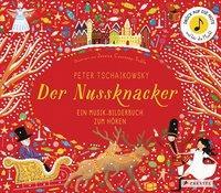 Cover von Peter Tschaikowsky. Der Nussknacker