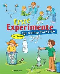 Cover von Erste Experimente für kleine Forscher