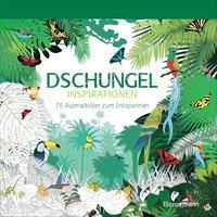 Cover von Dschungel-Inspirationen