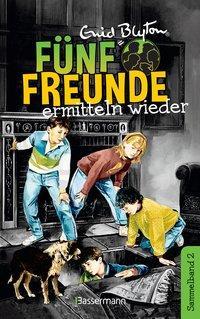 Cover von Fünf Freunde ermitteln wieder - DB 02