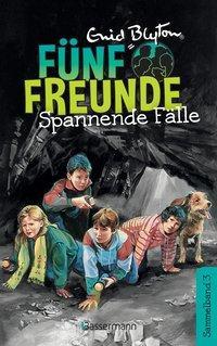 Cover von Fünf Freunde - Spannende Fälle - DB 03