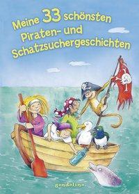 Cover von Meine 33 schönsten Piraten- und Schatzsuchergeschichten
