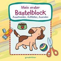 Cover von Mein erster Bastelblock (Hundewelpe)