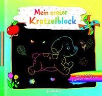 Cover von Mein erster Kratzelblock (Hund)
