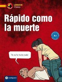 Cover von Rápido como la muerte