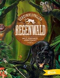 Cover von Geheimnisvoller Regenwald