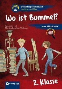 Cover von Wo ist Bommel?