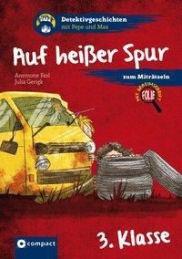 Cover von Auf heißer Spur