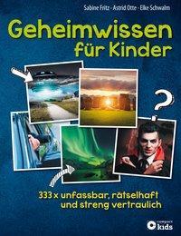 Cover von Geheimwissen für Kinder
