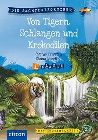 Cover von Von Tigern, Schlangen und Krokodilen