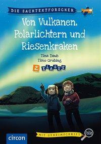 Cover von Von Vulkanen, Polarlichtern und Riesenkraken