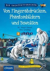 Cover von Von Fingerabdrücken, Phantombildern und Beweisen