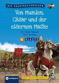 Cover von Von Mumien, Caesar und dem Mann mit der eisernen Maske