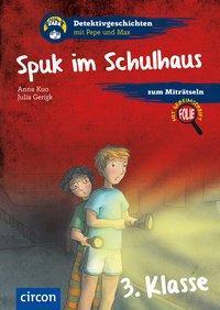 Cover von Spuk im Schulhaus