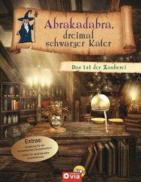 Cover von Abrakadabra, dreimal schwarzer Kater