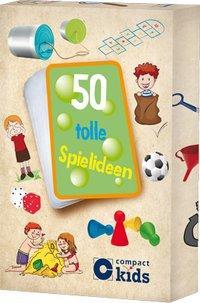 Cover von 50 tolle Spielideen