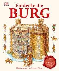 Cover von Entdecke die Burg