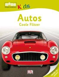 Cover von memo Kids. Autos
