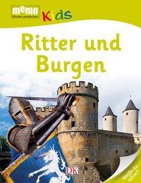 Cover von memo Kids. Ritter und Burgen