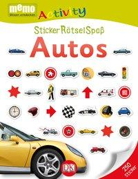 Cover von memo Activity. Autos