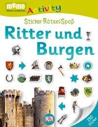 Cover von memo Activity. Ritter und Burgen