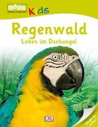 Cover von memo Kids. Regenwald