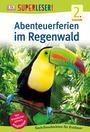 Cover von SUPERLESER! Abenteuerferien im Regenwald