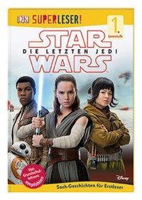 Cover von SUPERLESER! Star Wars™ Die letzten Jedi