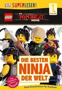 Cover von SUPERLESER! THE LEGO® NINJAGO® MOVIE Die besten Ninja der Welt