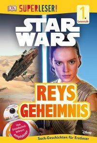 Cover von SUPERLESER! Star Wars™ Reys Geheimnis