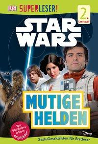 Cover von SUPERLESER! Star Wars™ Mutige Helden