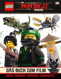 Cover von THE LEGO® NINJAGO® MOVIE Das Buch zum Film