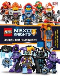 Cover von LEGO® NEXO KNIGHTS™ Lexikon der Minifiguren