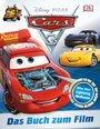 Cover von Disney Pixar Cars 3 - Das Buch zum Film