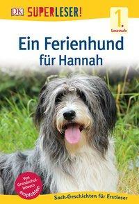 Cover von SUPERLESER! Ein Ferienhund für Hannah